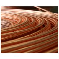China Oxygen Free Industrial Enameled Copper Wire For Transformer Winding Flexible wholesale