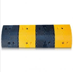 China Speed Hump / Rubber Speed Bump / Deceleration Strip bumper pads wholesale