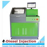 China 5.5kw/220v/3phase common rail diesel injector test bench with Europe flow sensor wholesale