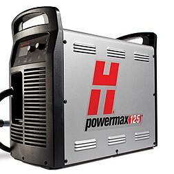 China Powermax125 Hypertherm hand torch cutting machine on sale