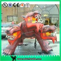 China Giant Inflatable Monster  / Hot  Inflatable Cerebrus Dog Cartoon Advertising For Event wholesale