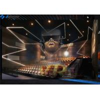 China 360 Degree View VR Motion Chair Cinema Simulator 30 Seats For Shopping Center wholesale