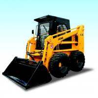 China JC60 New Small Skid Steer Loaders With Hydraulic Brake Forklift on sale