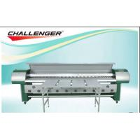 China 3.2m (126'') Challenger solvent printer FY3208HF with factory price instead of sid wholesale