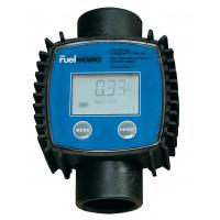 China Urea / DEF Transfer Tubine Digital Meter With 3-26GPM / 10-100 Liter Flow Rate wholesale