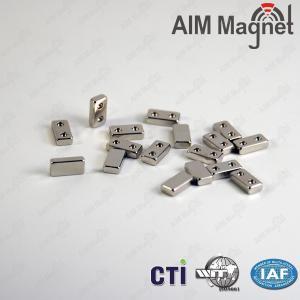 China N52 sintered rare earth ndfeb magnet wholesale