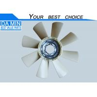 China 1136602861 CXZ CYZ Fan Blade For 6WF1 6WG1 Engine Size 700 X 8 Behind Radiator wholesale