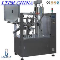 China Cream Automatic Tube Filling and Sealing Machine For Plastic Tube wholesale
