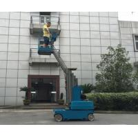 China Z4106 3m Self Propelled Aerial Work Platform With 360 Degree Rotation wholesale
