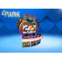China 3 Players Kid Lottery Prize Vending Machine For Tourist Attractions / KTV wholesale