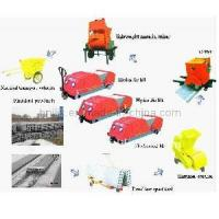 China Precast Concrete Lightweight Wall Panel Machine wholesale