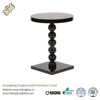 China Villa / Resort Contemporary End Tables Ash Wood With High Gloss Paint wholesale