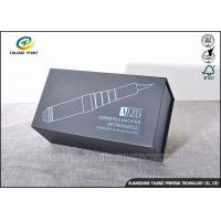China Luxury Printed Pen Packaging Box , Double Wall Cardboard Boxes Customized Logo wholesale