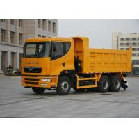 China 35 Ton 6 X 4 CAMC Heavy Duty Dump Truck Dump Truck Front Tipping Customized Color wholesale