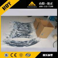 China Genuine Komatsu excavator spare parts, Komatsu PC300-7 PPC valve pilot hose 207-62-72960 wholesale
