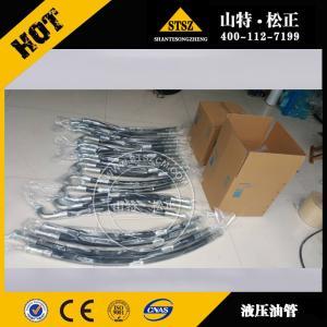 China Genuine Komatsu excavator spare parts, Komatsu PC300-7 PPC valve pilot hose 207-62-72960 wholesale