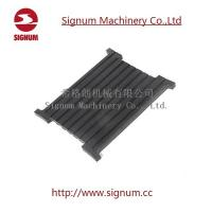 China ISO9001 Railroad Fasteners Rail Plastic Plate wholesale