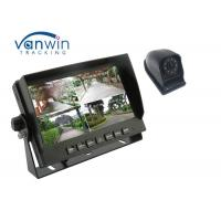 Buy cheap 4CH 720P Dash Cam Video Recorder Hard Disk Storage 12V DC For Truck from wholesalers