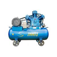 China gasoline powered portable air compressor for Manufacturer of printing machinery and auxiliary equipment ISO 9001 CE on sale