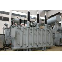 China Safety Electric Power Transformer , 110 / 121kv Three Phase Power Transformer on sale
