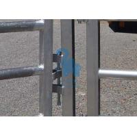 Quality Rigid Corral Fence Panels Livestock Fence Gates For Dairy Farm for sale