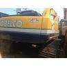 Buy cheap Used Kobelco Crawler Excavator SK200 from wholesalers