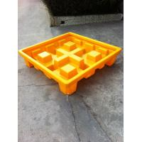HDPE Drum IBC Drum Spill Containment Pallet For Chemical Store And Carrier