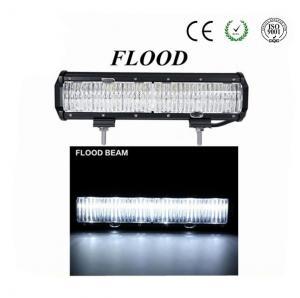 "China Ford Auto Parts Jeep Amber Light Bars 7D 22"" 120W Flood Car LED Light Bar wholesale"