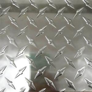 China Aluminum Diamond Plate Sheets Aluminum checker plate wholesale