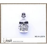 Quality 316 stainless steel pendant with human skull shape H-L2074 for sale