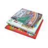 China A4 Paperback Book Printing , Matt Lamination Offset Perfect Bound Book Print wholesale
