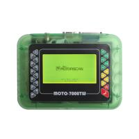 China MOTO 7000TW  Universal Motorcycle Scan Tool V8.1 Version Support Reset Key Systems wholesale