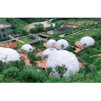 China Customized Practical Advertising Party Geodesic Dome Tent Heavy Duty Materials wholesale