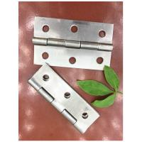 China Pole Fixed Pin Cast Iron Door Hardware , Wooden Door Internal Door Hinges Durable on sale