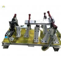 China High Precision Assembly / Welding Jig Fixture 460kg With 0.15 Processing Precision wholesale