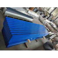 China Wear Resistant Corrugated Steel Roof Sheets For Industrial And Civil Buildings on sale