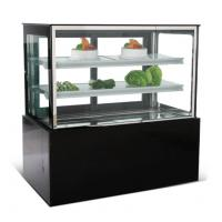 China Mini Two layers Cake Display Freezer Dual Temperature For Shop wholesale