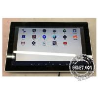 China 15.6inch Table PCAP Android Touch Screen Kiosk Digital Signage With Googleplay wholesale