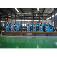 China Automatic ERW Pipe Mill Line / Carbon Steel Tube Production Line wholesale