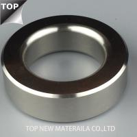 China API Standard Intake Stellite Valve Seats For Oil Well Pump Valve Corrosion Resistance wholesale