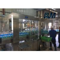China 12 Filling Heads Automatic Water Filling Machine Stainless Steel For 5L Bottle wholesale