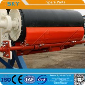 China PU Primary Belt Scraper FDA Batching Plant Spare Parts wholesale