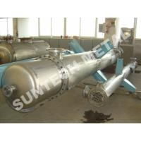 China 600mm Diameter High Pressure Heat Exchanger Titanium Gr.2  ISO / SGS wholesale