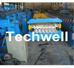 China Corrugated Sinusoidal Sheet Roll Forming Machine, Corrugated Sheet Making Machine wholesale