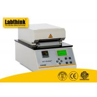 China ASTM F2029 Laboratory Heat Sealer For Testing Laminate HST-H6 Basic type wholesale