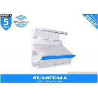 Buy cheap Convenience Store Metal Supermarket Shop Display Shelf For Vegetable Fruits Showing product