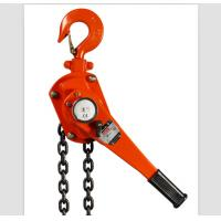 China Construction Material Lifting Equipment Steel Lever Hoist Dustproof on sale