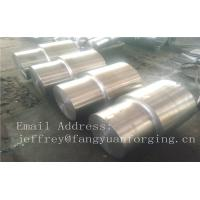 China Alloy Steel Forged Shafts Blank C35 C45 42CrMo4 36CrNiMo4 4330 34CrNiMo6 4140 SNCM439 BS816M40 4130 4340 wholesale
