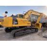 China 2018 Year 22 Ton Second Hand Crawler Excavator Komatsu PC220 - 8 Diggers Machinery wholesale