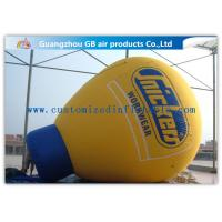 China Large Inflatable Advertising Balloon / Air Floor Balloon For Promotion wholesale